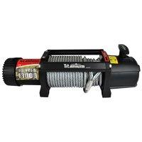 Лебедка электрическая Titanium Hunter 13000 5.9т (03605)