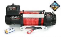 Лебедка Escape EVO 12500 lbs IP68 с синтетическим тросом - 5.6т