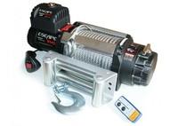 Лебедка Escape EVO 15000 lbs IP68 с синтетическим тросом - 6.8т