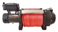 Лебедка Escape EVO 18000 lbs с синтетическим тросом - 8.1т