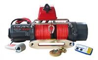 Лебедка Escape EVO 12000 lbs Dual Speed с синтетическым тросом - 5.4т