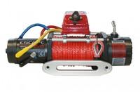 Лебедка Escape EVO 9500 lbs EWX-Q с синтетическим тросом - 4.3т