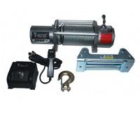 Лебёдка T-Мax HEW - 9500 X Power series ( Waterproof) - 4.3т (7329113)
