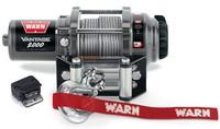 Лебедка WARN Vantage 2000LBS, 12V для квадроциклов 0.9т (14926)