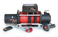 Лебедка XTR  с тросом синтетическим 12000lbs 5.4т