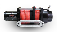 Лебедка XTR 12V c тросом синтетическим 15000LBS 6.8т