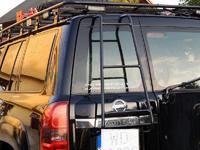 Лестница для Nissan Patrol GU4 (2005-2015 ) (9577)