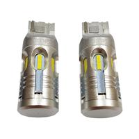 Автомобильная светодиодная лампа головного освещения T20 (W21W) Canbus White 2 шт (LJT23W)