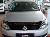 Дефлектор капота (тонированный) EGR VW JETTA 2011+ # SG4836DS