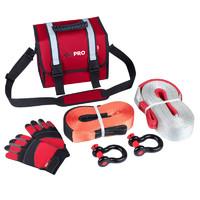 Малый такелажный набор ORPRO 12000 кг (Красная сумка, Oxford 1680) (ORP-TK1320)