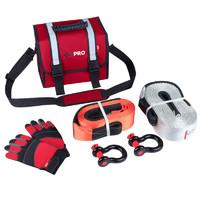 Малый такелажный набор ORPRO 16000 кг (Красная сумка, Oxford 1680) (ORP-TK1327)