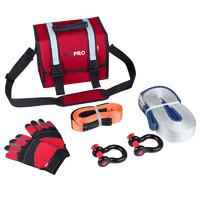 Малый такелажный набор ORPRO 6000 кг (Красная сумка, Oxford 600) (ORP-TK1304)