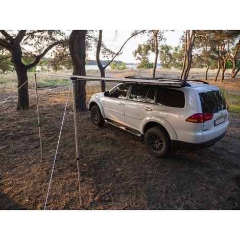 Автомобильная маркиза ORPRO 2х2.5м (с боковой стенкой) (ORP-AD2400)