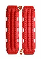 Сендтрек MAXTRAX 114cm x 33cm красный (к-кт 2 шт)  (MTX02FJR)