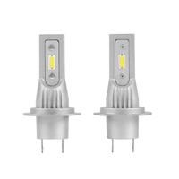 Автомобильная светодиодная лампа головного освещения H7 2 шт (MH7 Mini)