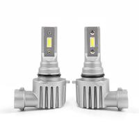 Автомобильная светодиодная лампа головного освещения HB3/HB4 2 шт (MHB3/HB4 Mini (9005/9006))