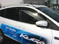Ветровики на окна (тониров.) EGR FORD KUGA 13+ # 92431040B