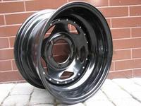 Колесные диски черные лакированные (16x8 6x139.7 ET-10)