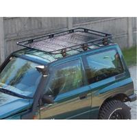 Багажник на крышу стальной для Suzuki Jimny с сеткой