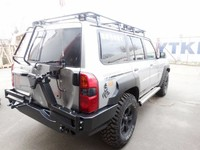Крепление запасного колеса для Nissan Patrol Y61