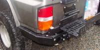 Крепление канистры (20 л) для Nissan Patrol Y60 (34523)