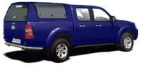 Кунг для Ford Ranger DC Road Ranger Profi 2 (RH2)