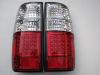 Задний фонарь для Toyota Land Cruiser HDJ 80/FJ 80 (1989-1997)