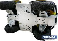 Зщита ATV RIVAL  для CECTEK GLADIATOR EFI EVO 2011- (444.7801.2)