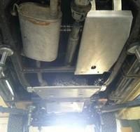 Дополнительный топливной бак для Patrol Y61, GU4 55L (15160)