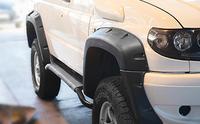 Расширители колесных арок для УАЗ Патриот (без накладок на бампера
