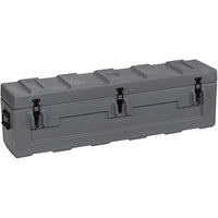 Ящик пластиковый 1240x280x400 серый ARB (BG124028040GY)