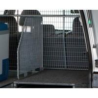 Комплект перегородок между ящиками и багажником ARB для TOYOTA LC76 02/07ON (CRRD76)