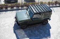 Багажник на крышу / платформа для Suzuki Jimny IV с 2018 (1.5 бензин) (36311)
