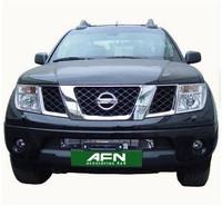 Монтажная плита под лебедку Nissan Navara D40 / Pathfinder R51 05-09 (36938)