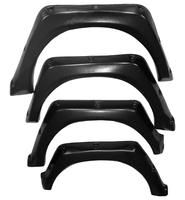 Расширители колесных арок ABS на 10см для Lada Niva (тип 1)