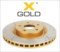 Усиленный вентилируемый тормозной диск SUBARU Impreza/WRX/Forester/ Legacy/XV/BRZ 2000+, передний (DBA650X)