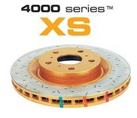 Усиленный тормозной диск SUBARU STi/Forester STi, задний (DBA4655XS-10)
