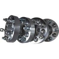Адаптеры для изменения вылета колес и перехода на другую разболтовку (алюм) 30 мм (5x114,3 на 5х120 ) Nissan -> BMW M 12x1.5 (11537)
