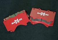 Тормозные колодки BATTLEZ TYPE2 задние TOYOTA LC-150 (B831040R)
