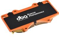 Тормозные колодки DBA Xtreme Performance для Toyota LC200/Lexus LX570, передние (1838XP)