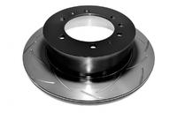 Усиленный вентилируемый тормозной диск SUBARU WRX/Forester, задний (DBA653S)