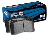 Тормозные колодки HAWK HPS Subaru Forester/ Impreza/ Outback 03-10, передний (HB432F.661)