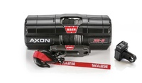 Лебедка WARN AXON 35-s ATV Winch 3500-s 12V 1.5т (101130)