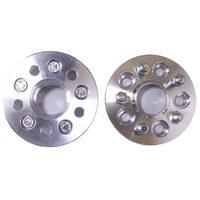 Расширители колесных ступиц (алюм) 15 мм (5х100) М12 х 1,5 (11538)