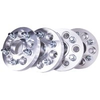 Расширители колесных ступиц (алюм) 20 мм (5х100) М12 х 1,5 (11539)