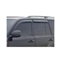 Ветровики на окна (тонированные) EGR TOYOTA LC-100 # 92492029