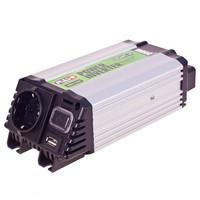 Преобразователь напряжения PULSO/IMU 320/12V-220V/300W/USB-5VDC2.0A/мод.волна/клеммы (IMU-320)