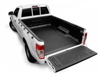 Пластиковая ванна в кузов пикапа (под борт, без лого) PROFORM для FORD Ranger 2012+ (1408)