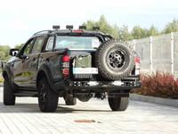 Задний бампер для Ford Ranger T6 (2015-2019) (36203)
