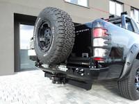 Крепление запасного колеса для Ford Ranger T6 2015-2019 (36204)